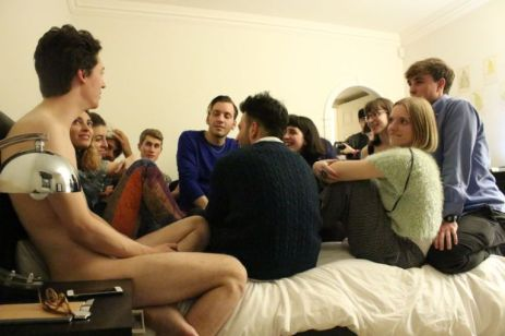 Duvet Conversations by Matthew Harrison-Lord
